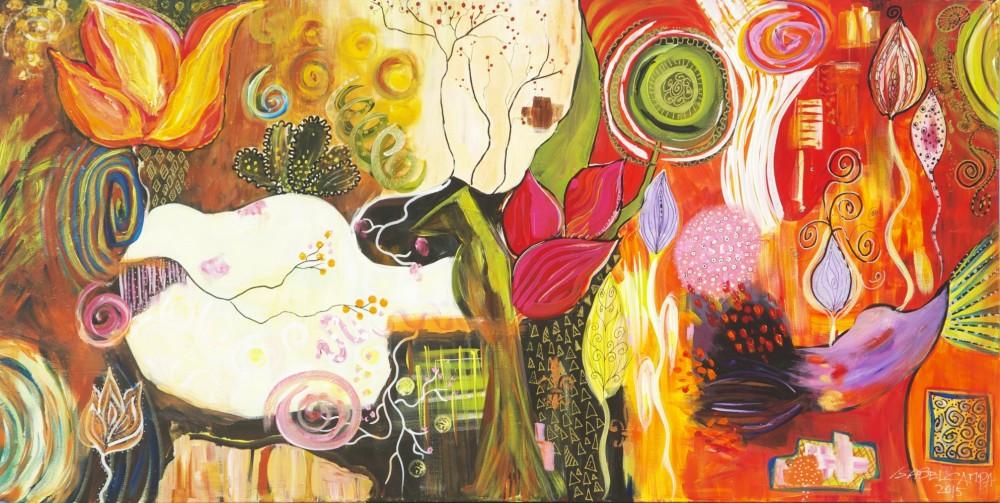 Blossoms of Consciousness