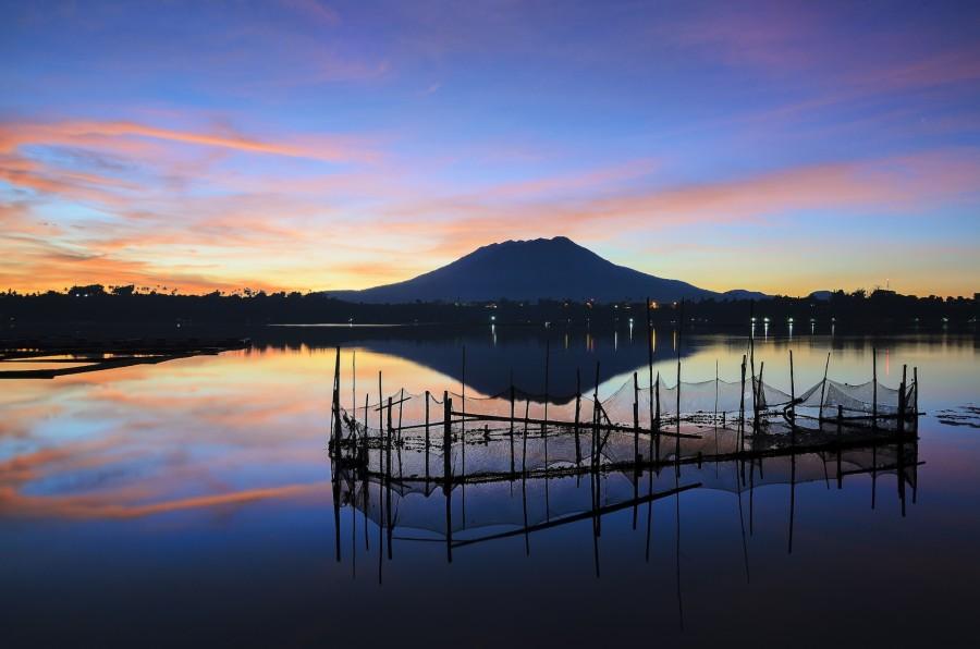 Sampalok Lake