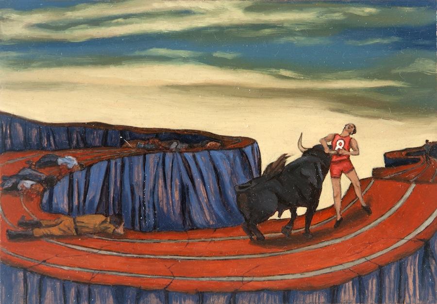 The Bull Race