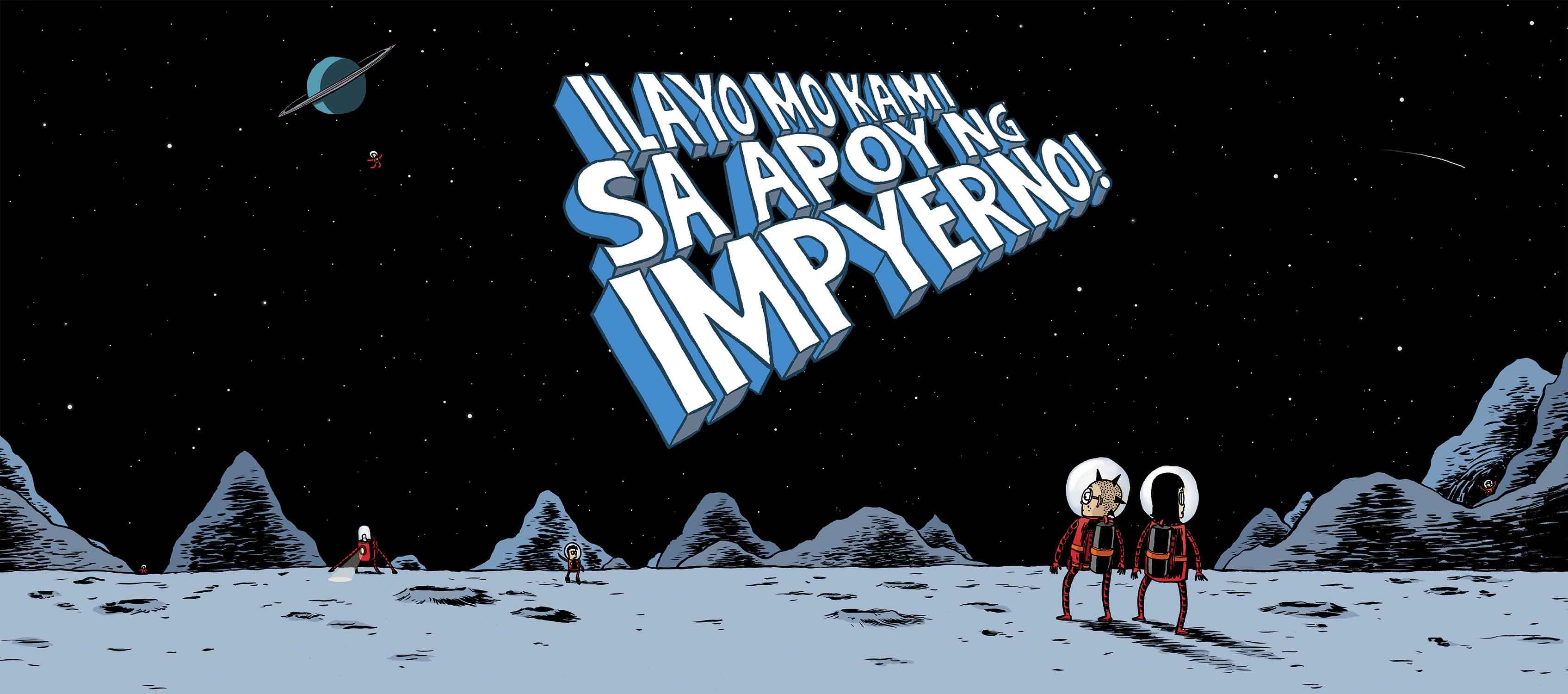 Ilayo Mo Kami sa Apoy ng Impyerno!