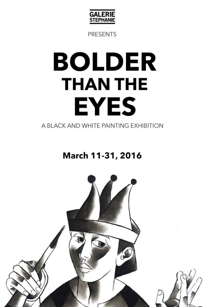 bolder than the eyes