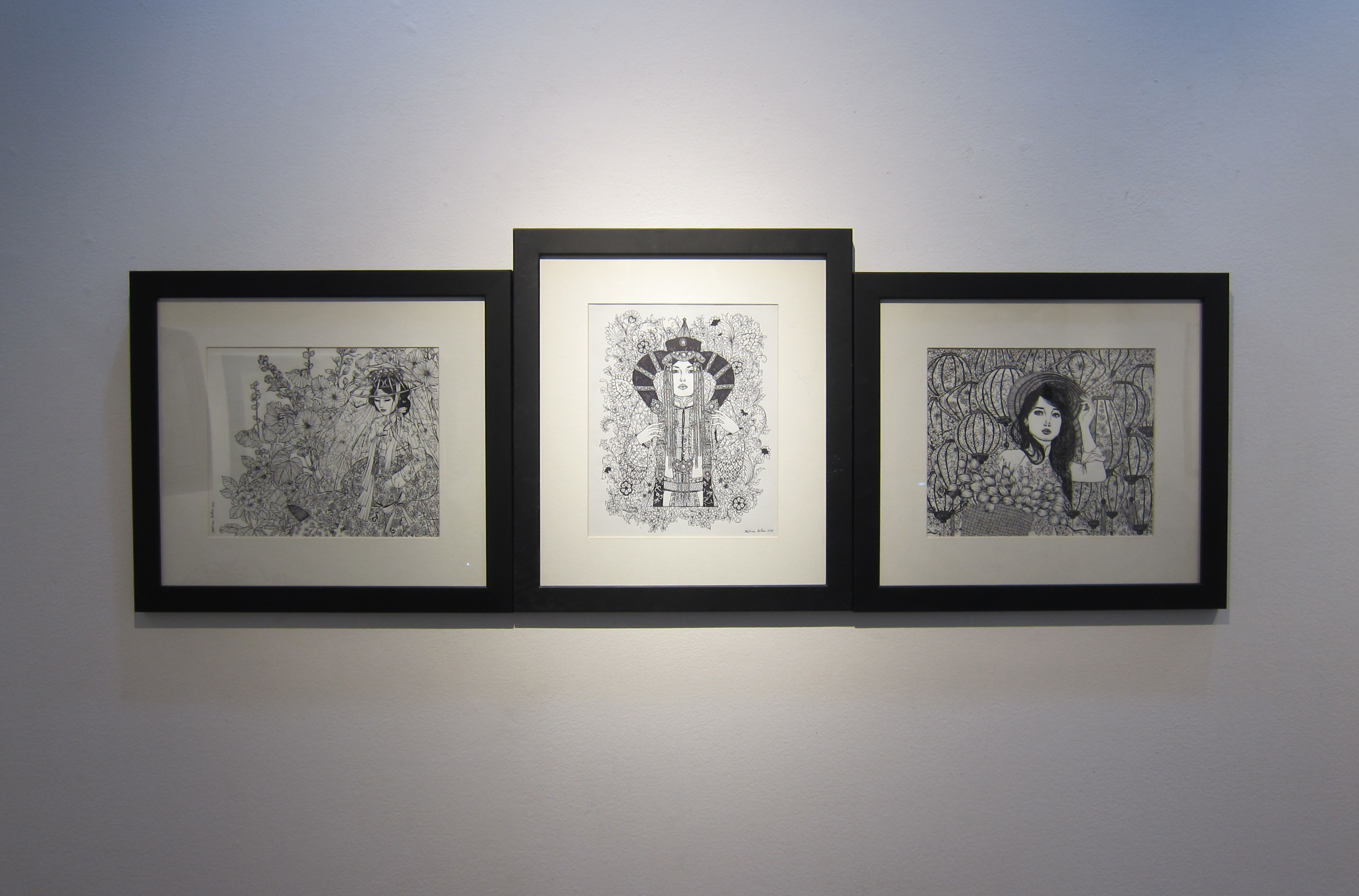 "Katrina Pallon, ""Kisaeng,"" ""Khatun,"" and ""Maiden from Hoi An"""