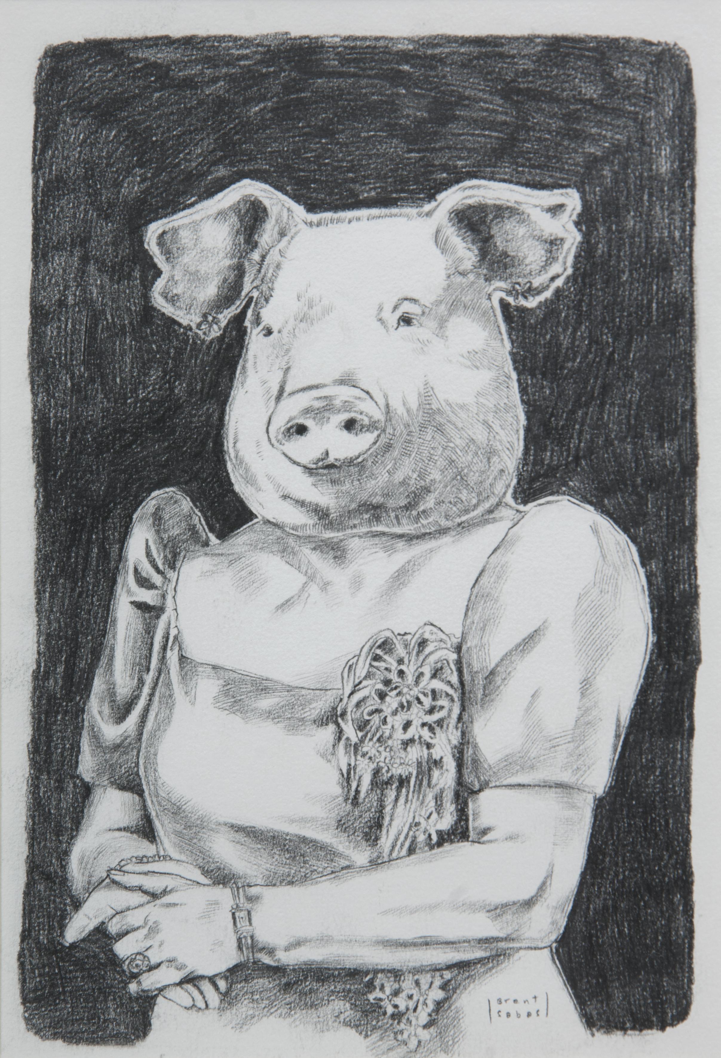 Mga Animal Series: Baboy