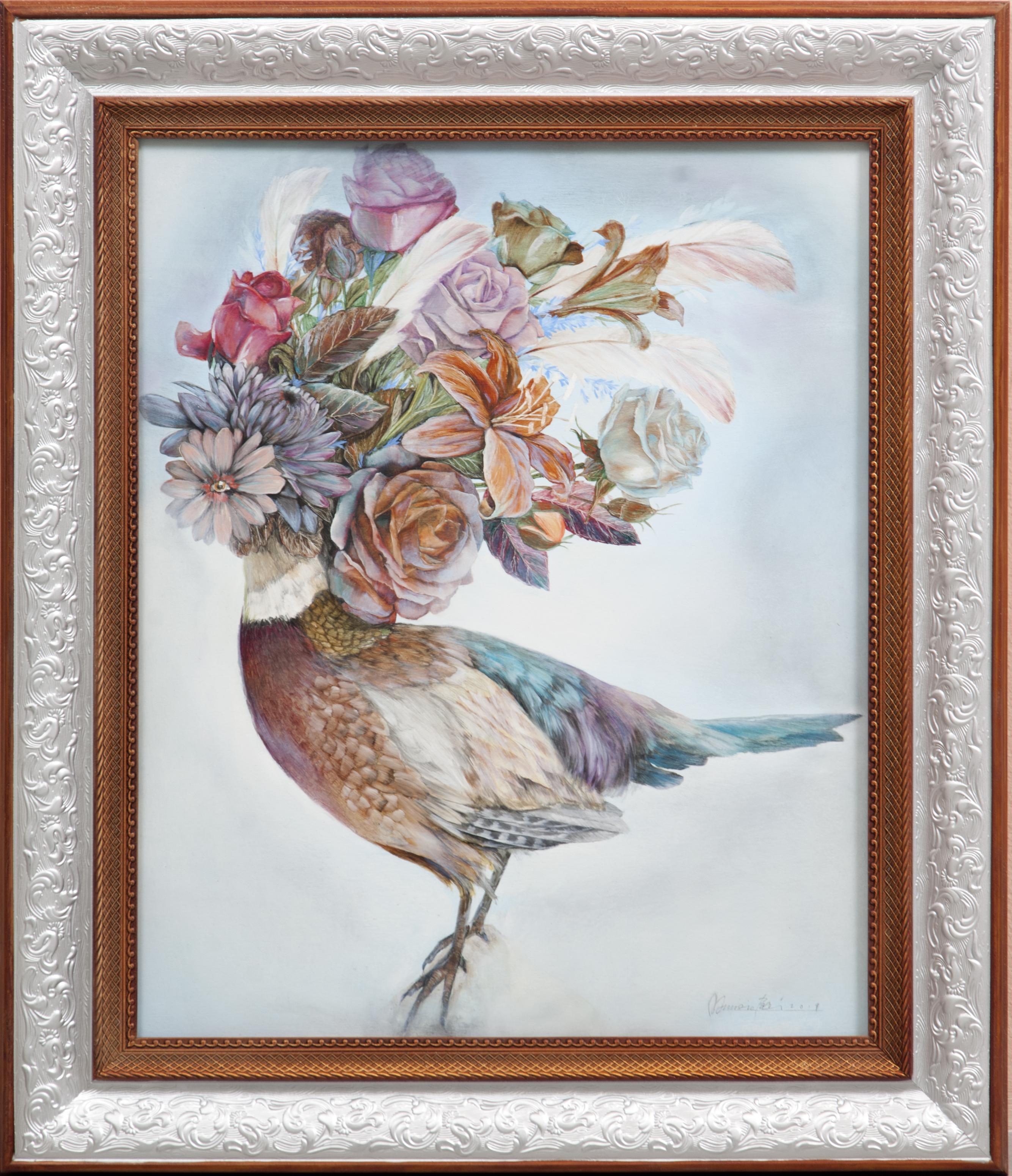 Deformed Pheasant