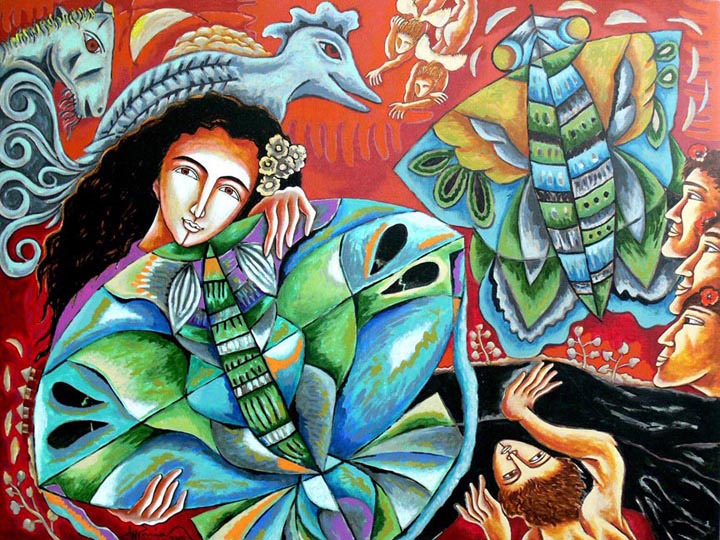 Saranggola Festival