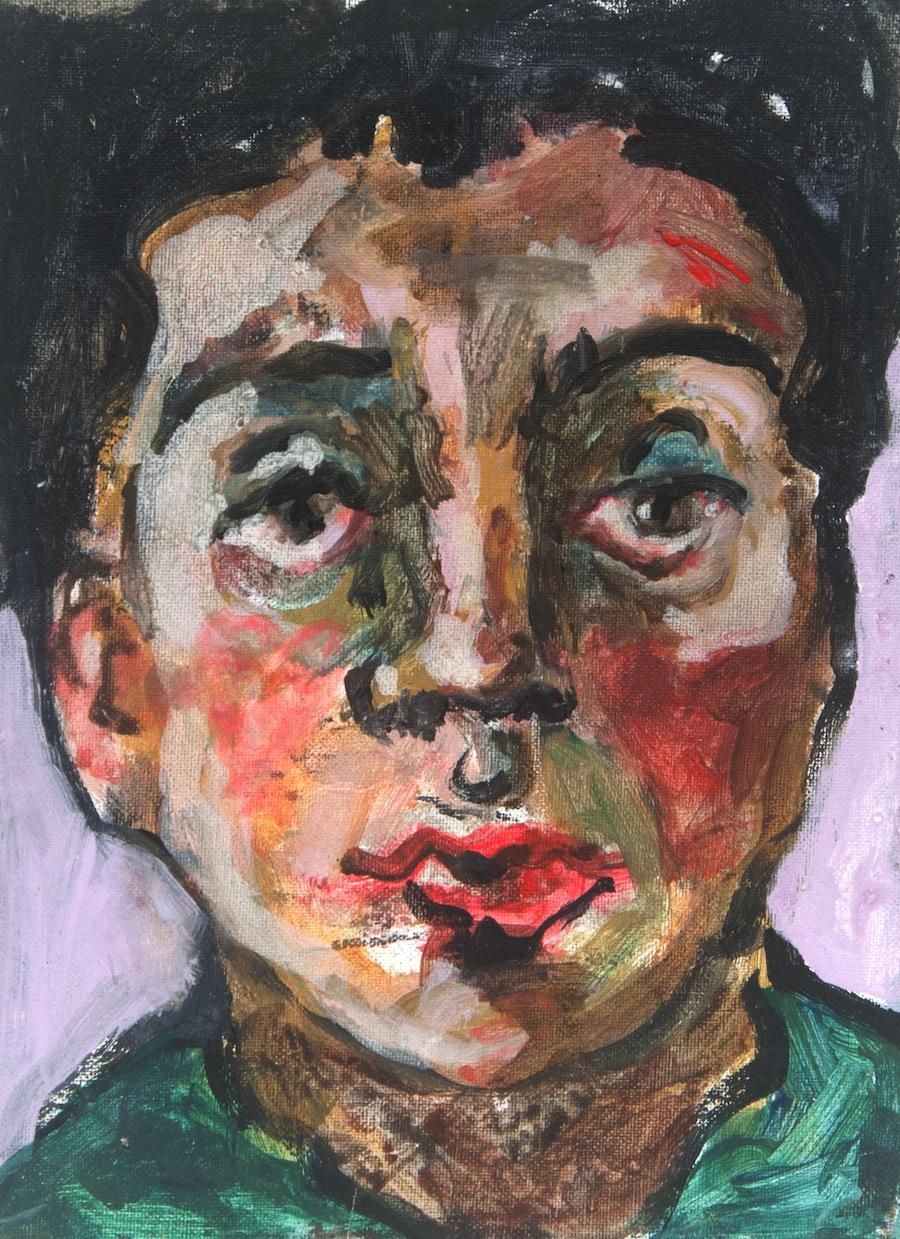 Self Portrait No. VI
