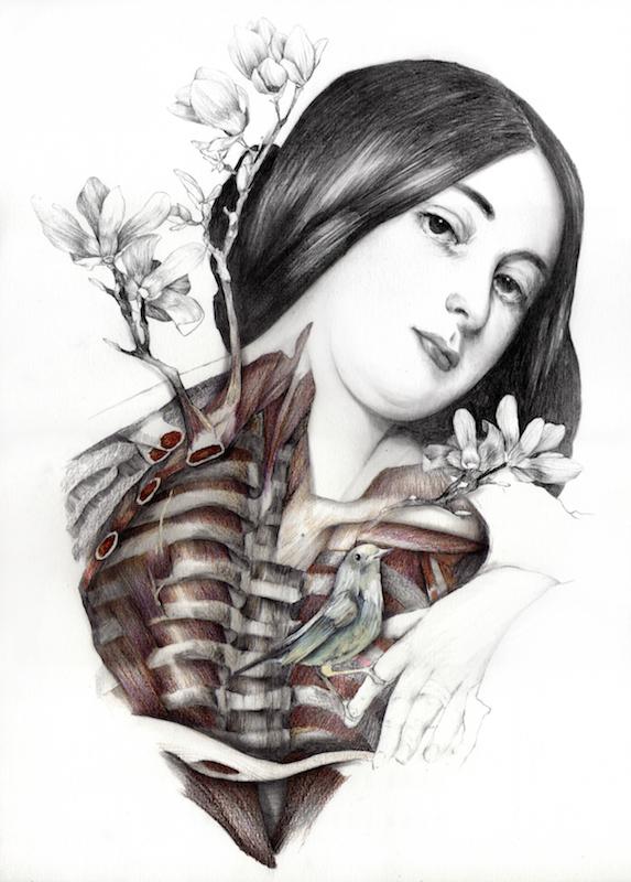 Melancholy of a Magnolia