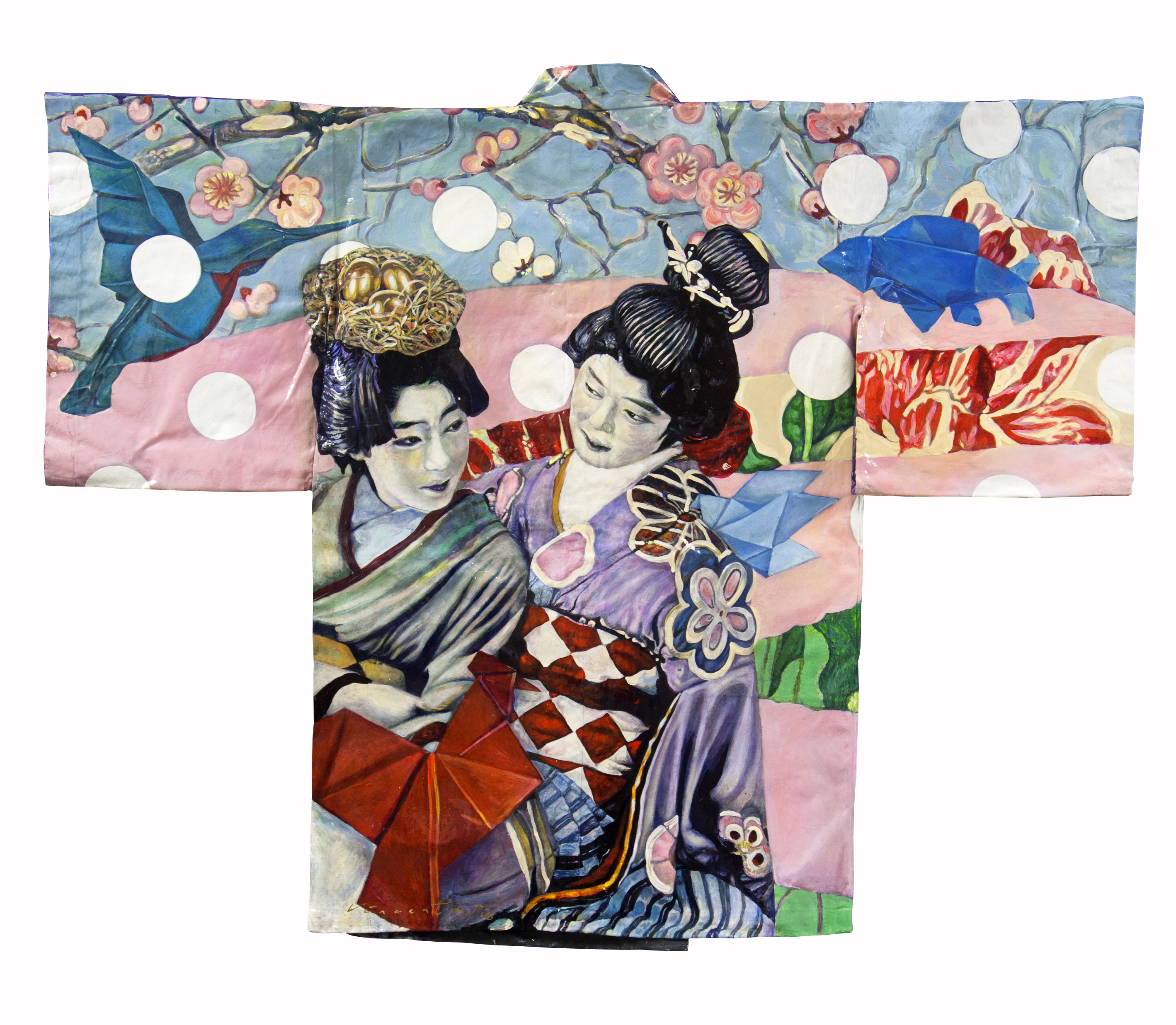 The Maiko's Spring