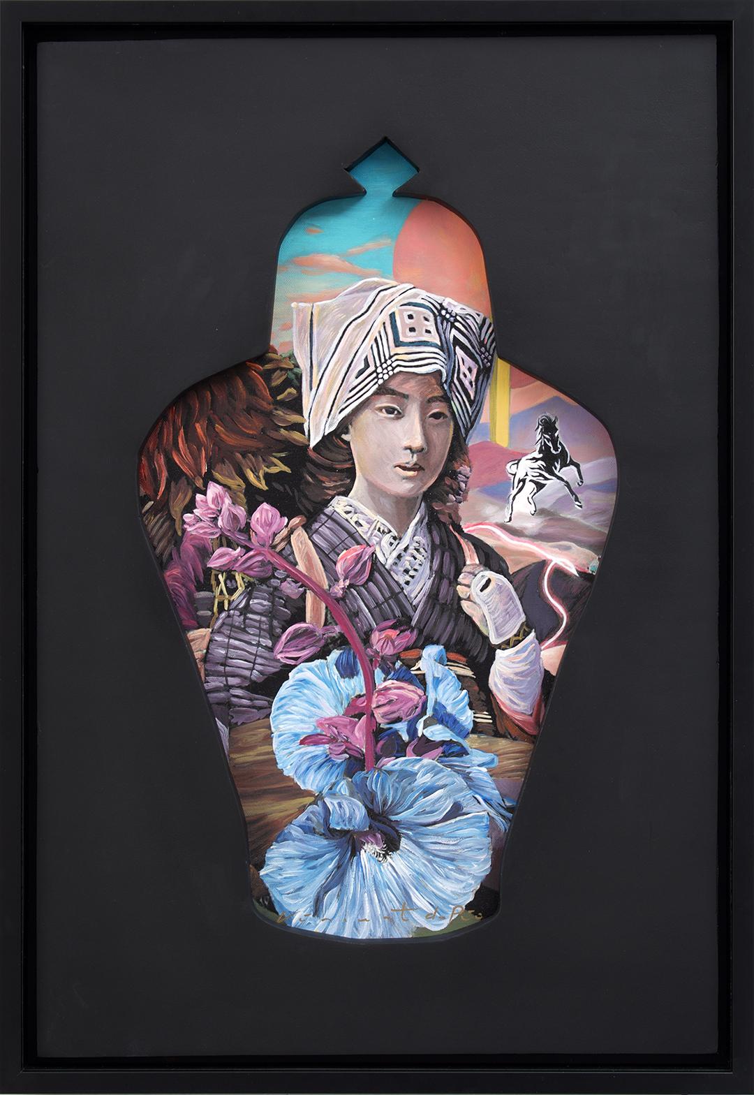 """Kusuri No On'na"" (The Medicine Woman)"