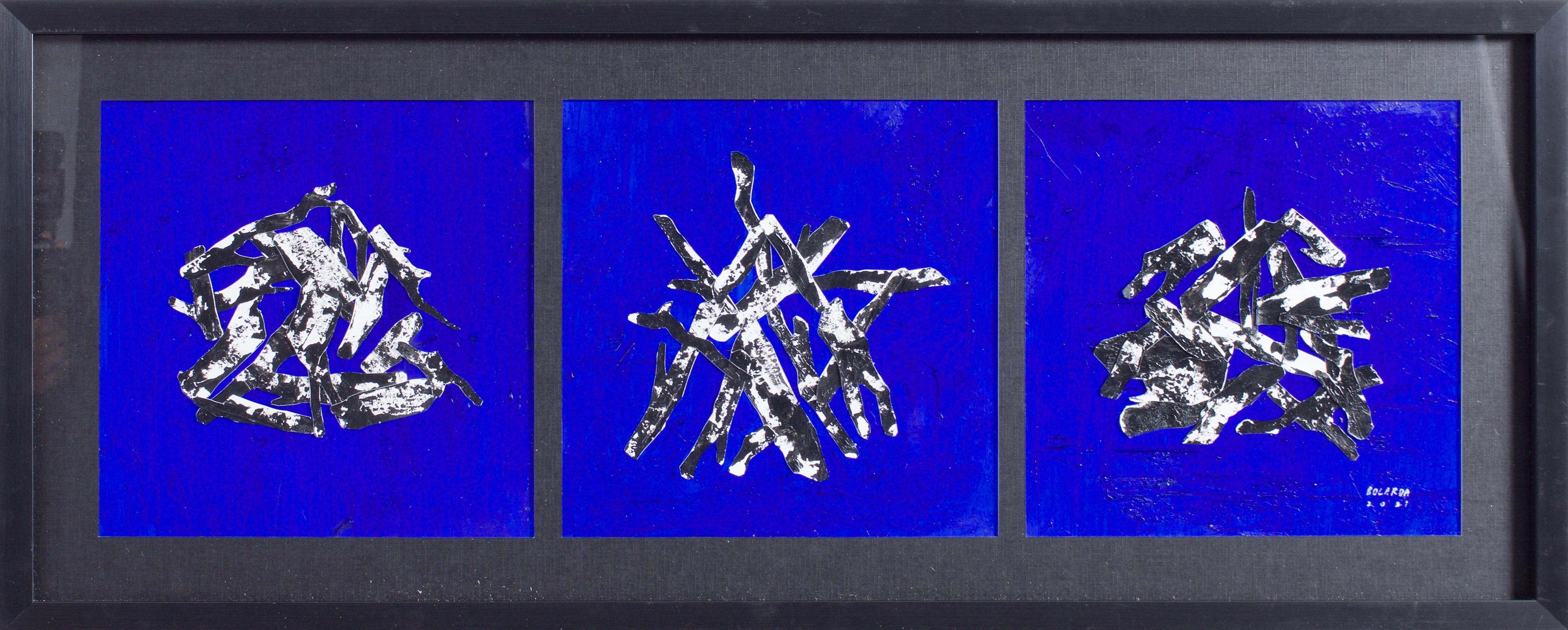 Bonfire 1 (Triptych)
